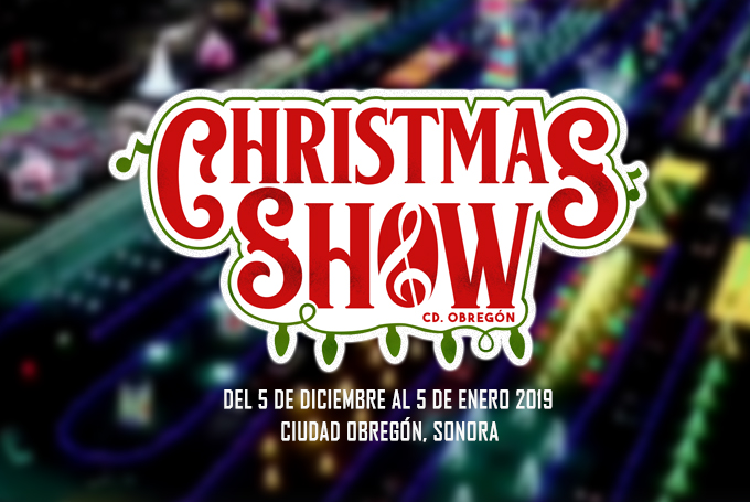 CHRISTMAS SHOW CD. OBREGÓN